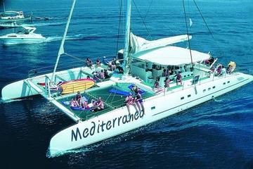 VIP круиз на катамаране Медитеранео III (только для взрослых)
