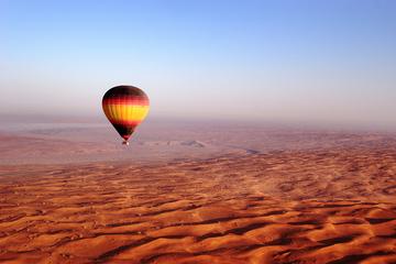 Полет на воздушном шаре – Дубай