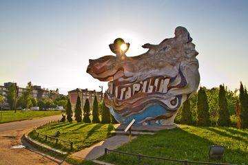 Экскурсия в пос. Янтарный