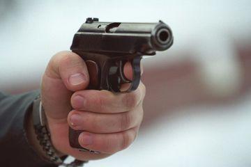 Стрельба из оружия в Праге