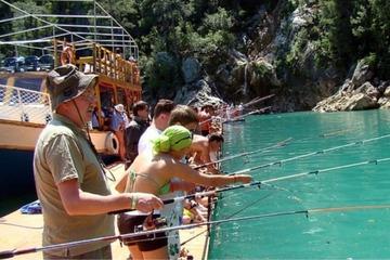 Рыбалка на Зеленом озере