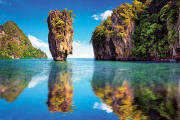 3 в 1: острова Джеймса Бонда — Пхи-Пхи — Краби (2 дня)