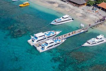 Скоростная лодка на Нуса Пенида — Билеты