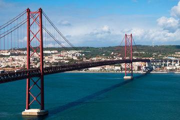 Лиссабон — Эвора — Статуя Христа — Мост 25 Апреля — мост Васко да Гама