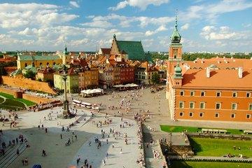 Обзорная экскурсия по Варшаве