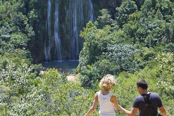 Глубинка и водопад El Limon на Самане