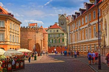 Обзорная по Варшаве и экскурсия в музей Шопена