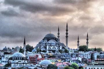 Древний Стамбул