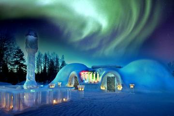 Экскурсия в снежный отель