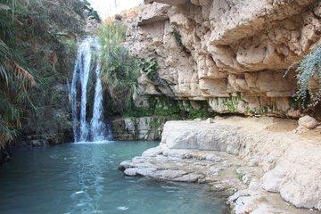 Заповедник Эйн Геди и Мертвое море