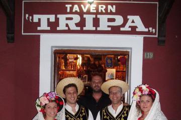 Греческий вечер на Корфу (Таверна Трипа)