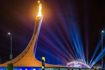 Обзорная экскурсия по Олимпийскому парку
