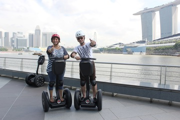 Marina Bay Segway Tour