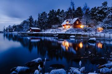 Рождественские праздники на Байкале