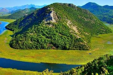 Черногорская гармония: река Црноевича, Подгорица, каньоны, водопады