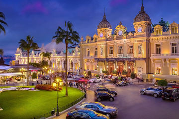Индивидуальный тур: Ницца, Эз, Монако и его Монте-Карло