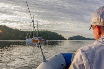 Особенности байкальской рыбалки