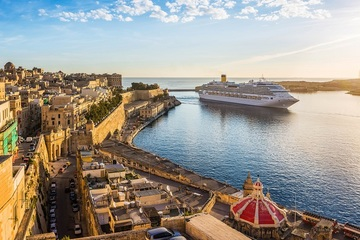 Мальта для пассажиров круизных кораблей