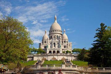 Обзорная по Парижу и Монмартр