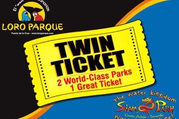 Билеты в парки развлечений на Тенерифе