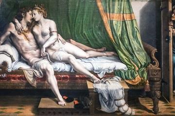 Эротические шедевры Эрмитажа