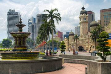 Обзорная экскурсия по Куала-Лумпуру