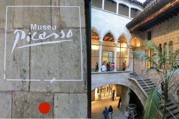 Музей Пикассо + Готический Квартал и Рамблас