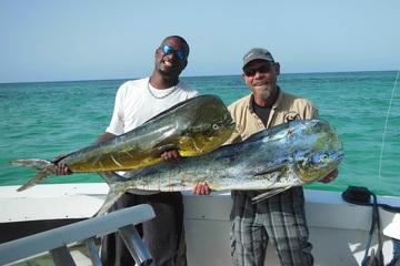 Групповая рыбалка в Доминикане (тролинг)