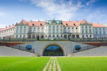 Экскурсия по Варшаве с посещением Королевского замка