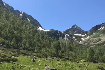 Лето в горах Архыз+Домбай