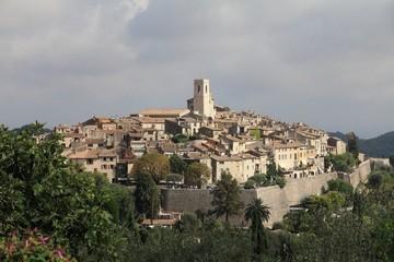 Канны, Антибы и Сен-Поль-де-Ванс