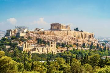 Пешеходная экскурсия по Афинам