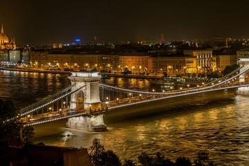 Теплоходные прогулки по Дунаю (отправление в 19:00)