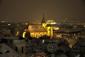 Костёлы и Соборы Старой Праги