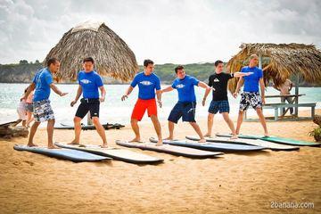 Серфинг в Пунта Кане Макао