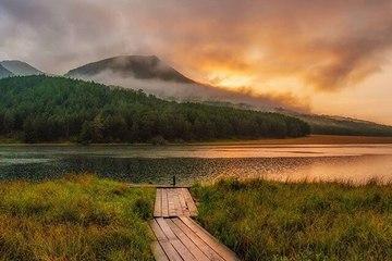 Поездка-прогулка к священному озеру Хурла-Кёль