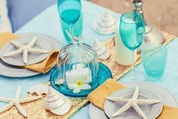 Тропическая свадебная церемония