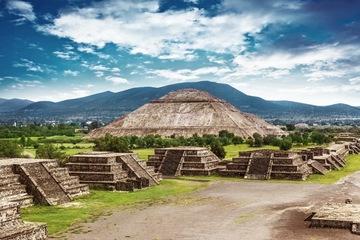 Мехико сити + Теотиуакан