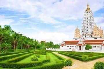 Экскурсия в храм Ват Ян и деревню Карен