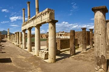 Помпеи — уникальный памятник древней цивилизации