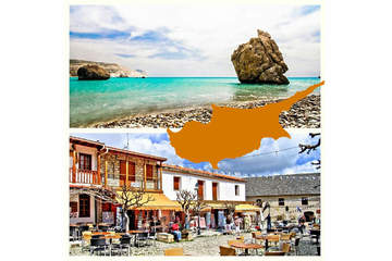 Яркий Кипр за 4 часа! Тур II