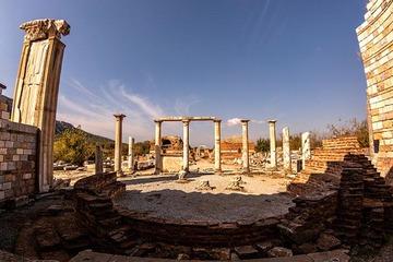 Эфес и Памуккале, 2 дня