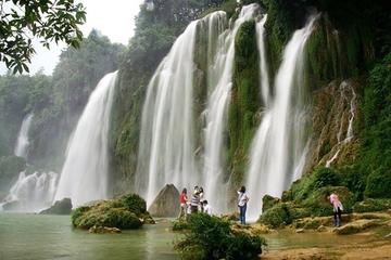 Водопады Дамбри и Датанла в окрестностях города Бао Лок