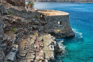 Остров Спиналонга и город Агиос Николаос