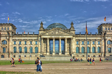 Берлин, Потсдам, Дрезден. Утренний выезд
