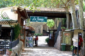 Усадьба Ла Гранха – Вальдемосса