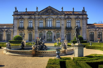 Королевские дворцы Лиссабона и сказочная деревня Азеньяш-ду-Мар