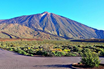 К подножью вулкана Тейде