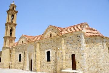 Чудотворные святые: Никосия, Ларнака и Лефкара