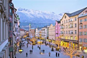 Инсбрук из Вены